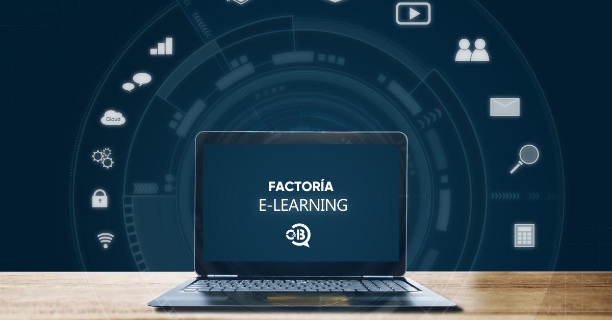 E-learning por David Martín de C&B Consultoría