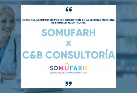 C&B Consultoría curso online SOMUFARH EFQM 2020