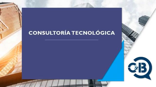 Consultoría Tecnológica de CyB Consultoría 0-19 screenshot